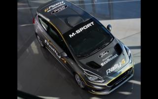 Mスポーツ・ポーランド、FF直3ターボのフォード・フィエスタ・ラリー4を発表