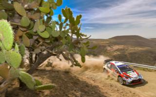 WRCメキシコ:オジエが3本のベストタイムを刻み首位に立つ。エバンスは総合3位、ロバンペラは総合5位につける