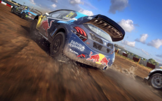 世界ラリークロス選手権、バルセロナ戦をDiRT Rally 2.0でバーチャル開催
