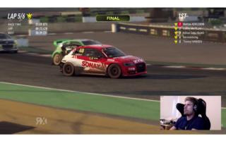 世界RX Esports Invitational カタルニア:リアルドライバーのエディエルソンが優勝