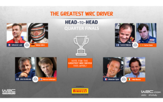 WRC.com「最も偉大なWRCドライバー決定戦」1回戦はローブとサインツが上位通過