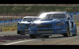 スバル・モータースポーツUSA、iRacingで米国プロドライバーによるラリークロスシリーズ開催