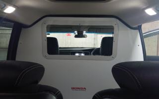 ホンダ、COVID-19感染者搬送用の車両提供とフェイスシールド生産を開始