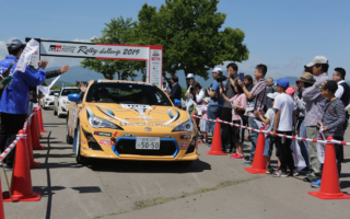 TOYOTA GAZOO Racing Rally Challenge in 蘭越 ニセコが開催中止に