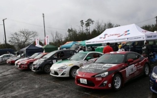 TOYOTA GAZOO Racing Rally Challenge in 吉野ヶ里が開催見送りに