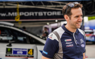 WRC勢でテストをしなかったMスポーツ・フォード「テストのためのテストはしない」
