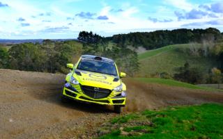 【画像追加】WRCニュージーランド、使用予定だったステージでイベント開催