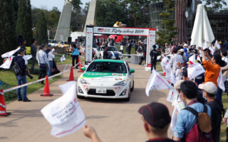 TOYOTA GAZOO Racing Rally Challenge 2020、暫定のシリーズ再編を発表