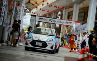 TOYOTA GAZOO Racing Rally Challenge in 高岡万葉 開催見送りに