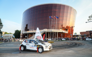 ラリーリエパヤのWRC併催交渉が決裂、ERC単独開催決定