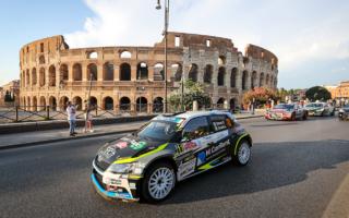 ERC開幕戦ローマは87台エントリー。カーNo.1はジャンドメニコ・バッソ