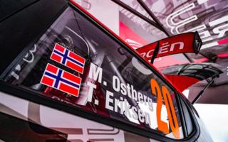 WRC再開に向けてオストベルグがERCリエパヤ参戦を表明