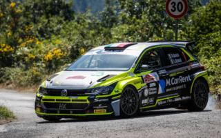 【修正】ERCローマ:予選トップタイムはジャンドメニコ・バッソ。初日走行順は2番手を選択