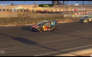 世界RX eスポーツでティミー・ハンセンがタイトル獲得、最終戦優勝はシェーン・ファン・ギスベルゲン