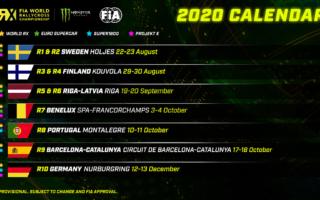 世界ラリークロスのアブダビ戦がキャンセル、今季はヨーロッパのみ全10戦に