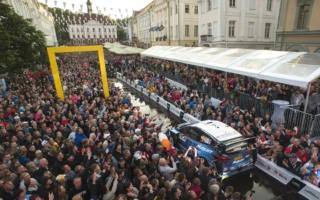 WRCカレンダー入りのエストニアは2デイフォーマットで開催