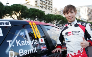 勝田 貴元の2020年再編プログラムが発表。エストニアからWRC4戦に出場