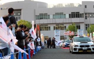全日本ラリー選手権第5戦丹後のエントリーリストが公開。54台がエントリー