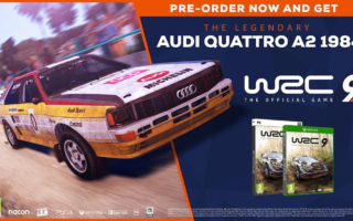 WRC9が先行予約を開始、発売48時間前からアクセス可能