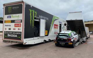 ERCリエパヤ連覇を目指すオリバーがイベント前テスト