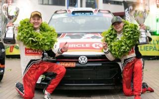 ERCラトビア、連覇に挑むオリバーなどWRCで活躍する選手も続々参戦