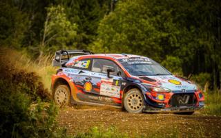 サウスエストニアラリーはタナックが圧勝、WRC再開に向けて王者が好発進