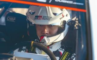 勝田貴元、WRC最終戦ベルギー参戦へ