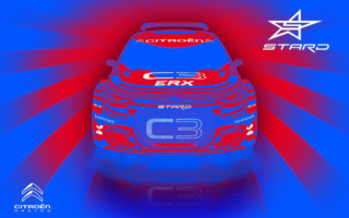 STARDがC3 R5ベースの電動マシン、C3 ERXを発表