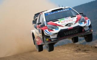 トヨタ、WRC初開催となるエストニアに挑む
