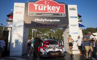 WRCトルコは金曜日にシェイクダウンとスタートを含めた3日間のフォーマットに