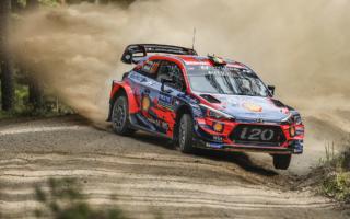 ヒュンダイ、WRC再開のエストニアはヌービル、タナック、ブリーンの3台体制