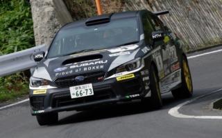 全日本ラリー丹後:スバルの鎌田卓麻がセントラルラリー以来の勝利