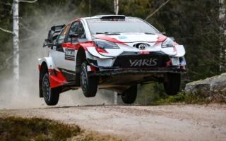 エストニアのエントリーが発表。勝田貴元もスウェーデン以来のWRC参戦