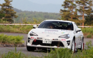 TOYOTA GAZOO Racing Rally Challenge in 恐竜勝山が開催中止に