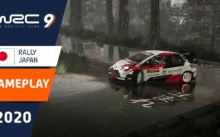 『WRC9』ラリージャパンのSSプレイ動画を公開