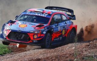 【追記】WRCエストニア:競技2日目を終え、ヒュンダイのタナックとブリーンが1-2体制。勝田は5番手。
