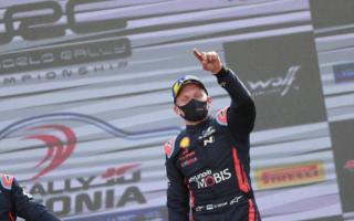 WRCエストニア:タナック「初の母国ラウンドでヒュンダイでの初勝利、ホッとしたよ!」デイ3コメント集