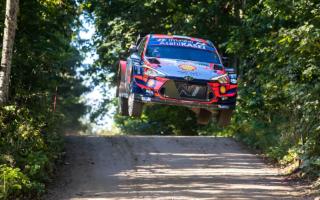 WRCエストニア:シェイクダウンはヒュンダイのタナックがトップタイム、勝田貴元は8番手