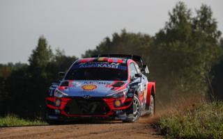 WRCエストニア:ヌービルは最終SS後にリタイア
