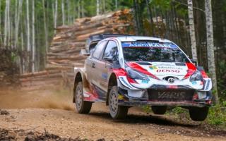 WRCエストニア:オジエが総合3位、19歳のロバンペラはパワーステージを制す