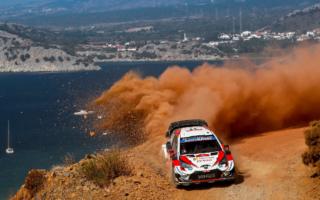 WRCトルコ:オジエが総合2位のライバルと同タイムの総合3位につける