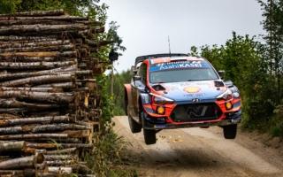 【速報】WRCエストニア:再開初戦を制したのは地元タナック。ヒュンダイが1-2フィニッシュ