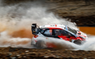 WRCトルコ:サバイバルラリーを走破したエバンスが今季2勝目をあげ、ドライバー選手権首位に立つ