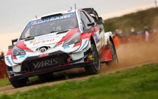 WRCエストニア:2020年シーズンついに再開、SS1はオジエとラッピが同タイムでトップ。勝田は7番手。