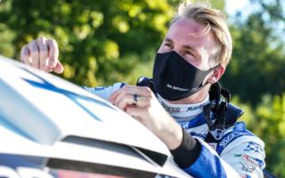 WRCエストニア プレ会見Mスポーツ・フォード編:ラッピ「自分のタイムには少し驚いた」