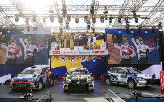 WRCエストニア:WRC3はオリバー・ソルベルグが圧勝