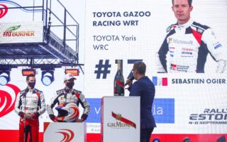 WRCエストニア プレ会見トヨタ編:選手権首位のオジエ「ジャンプのマネージメントが重要なラリー」