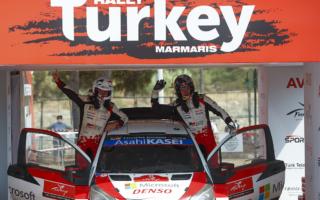 WRCトルコ:エバンス「心から喜べなくても、これがトルコ」デイ3コメント集