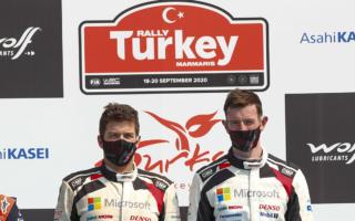 WRCトルコ:エバンス「シーズンが終わるまでに何が起こるか誰にも分からない」イベント後記者会見まとめ