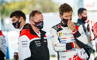 WRCエストニア:オジエ「明日はまた新しい1日が始まる」デイ2コメント集
